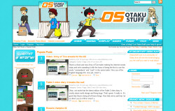 OtakuStuff - Social Bookmarking for Otaku