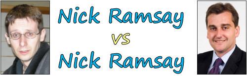 Nick Ramsay vs Nick Ramsay