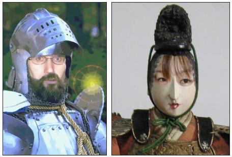 Nick vs Mami, Knight vs Samurai
