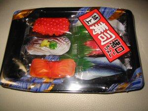 Sushi Chocolate!