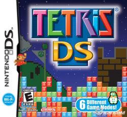 Nintendo DS Tetris