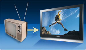 2011: The end of Analog TVs