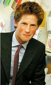 Prince Harry or Prince Henry?