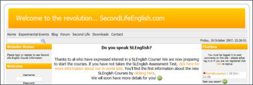 SecondLifeEnglish.com