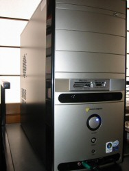 My new Windows Vista Ultimate computer